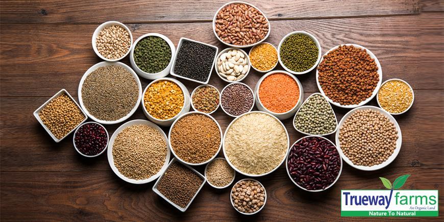 TRUEWAY FARMS ORGANIC PULSES